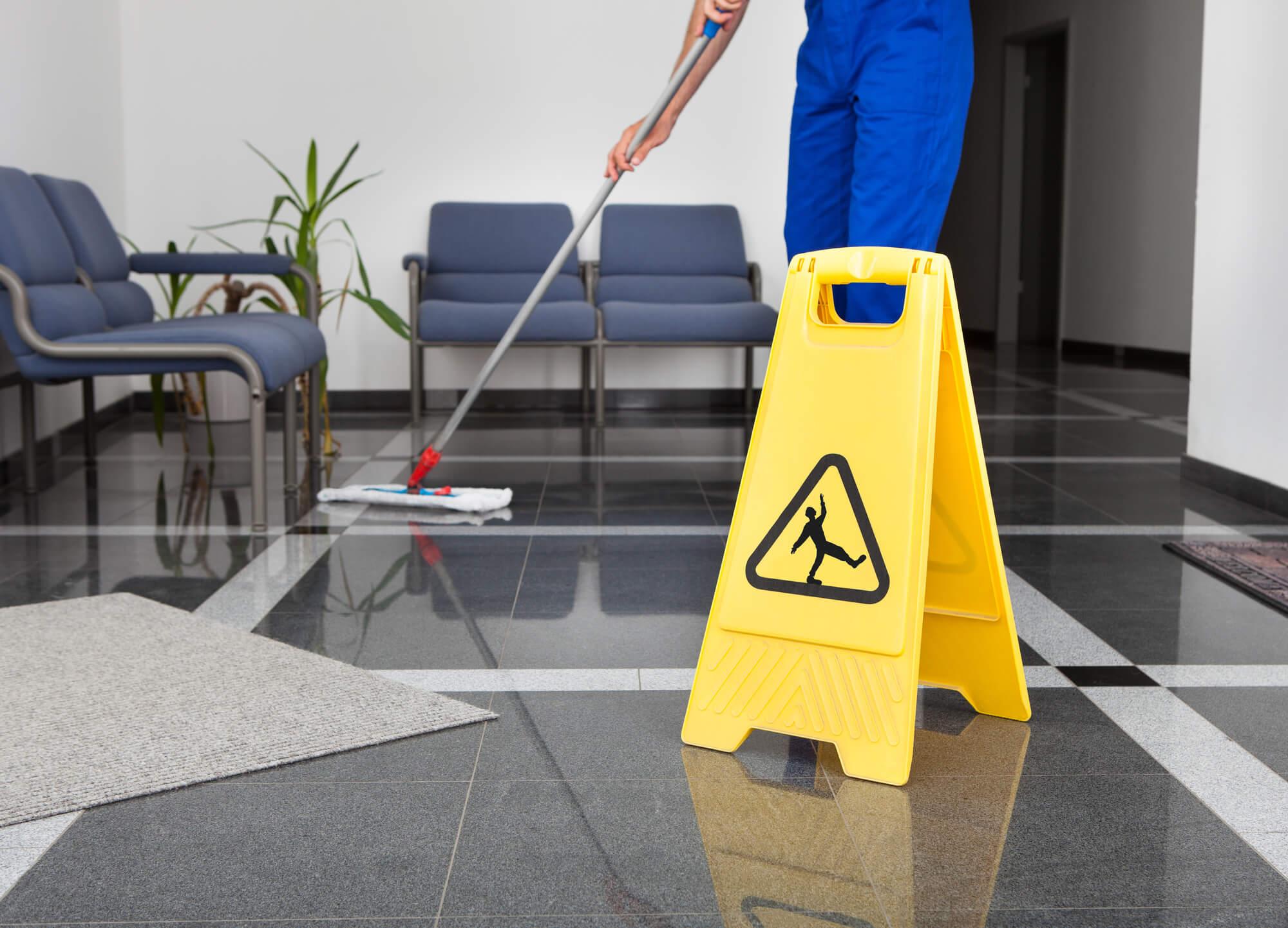Préposé entretien ménager commercial recherché
